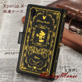 Xperia X performance docomo SO-04H au SOV33 softbank 502SO ディズニー ミッキー ミニー 手帳型ケース 手帳 ケース 手帳型 ミッキーマウス ミニーマウス キャラクター カバー スマホケース スマホケース かわいい おしゃれ ブランド スマホ スマホカバー