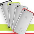 iPhone7 iPhone7 PLUS ROCK Cheer クリア ケース iPhone 7 クリアケース カバー アイフォン7 アイフォン ブランド ハード ハードケース TPU 透明 薄い スマホケース 耐衝撃 iPhone7ケース おしゃれ かわいい iPhone7PLUS スマホ スマホカバー