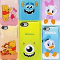 iPhone8 iPhone7 iPhone 8 7 PLUS iPhone6S iPhone6 ケース ディズニー モンスターズインク アイフォン7 アイフォン6S iPhone8ケース アイフォン8 6S 6 カバー iPhone8PLUS かわいい キャラクター マイク サリー エイリアン プーさん ドナルド デイジー iPhone7ケース