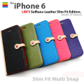 LIM'S iPhone6S iPhone6 本革 手帳型 ケース レザー レザーケース iPhone 6S 6 アイフォン6S アイフォン6 革 手帳 手帳型ケース ブランド スマホ スマホケース カバー バンパー ストラップ ストラップホール おしゃれ シンプル 横開き スマホカバー ストラップホール付