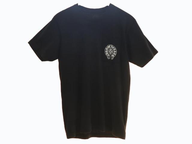 〇新着 値下げ 送料無料【Chrome Hearts クロムハーツ】ホノルル 繊維 Tシャツ Mサイズ ブラック アメリカ製 メンズ 13182-0
