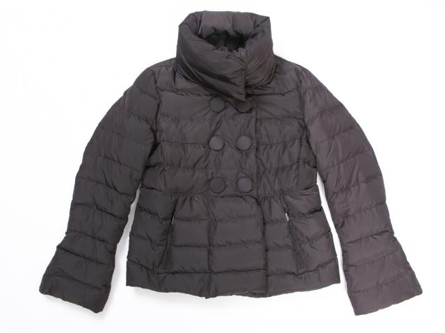 〇新着【MONCLER モンクレール 】ダウンジャケット サイズ3 チョコレートブラウン レディース 1611-0
