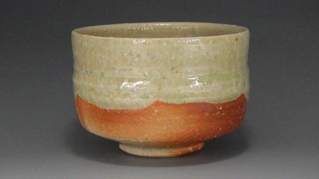 新佳三(伊賀焼抹茶茶碗)