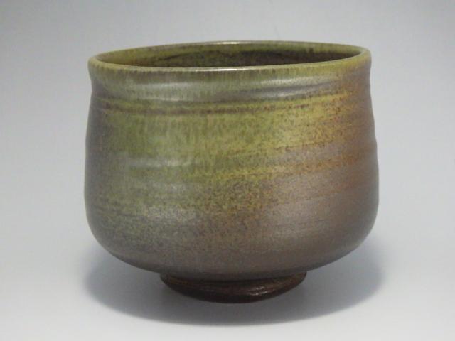浮田武司(京都窯変抹茶茶碗)