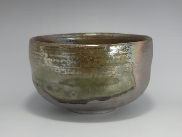 古川陶苑(越前焼抹茶茶碗)