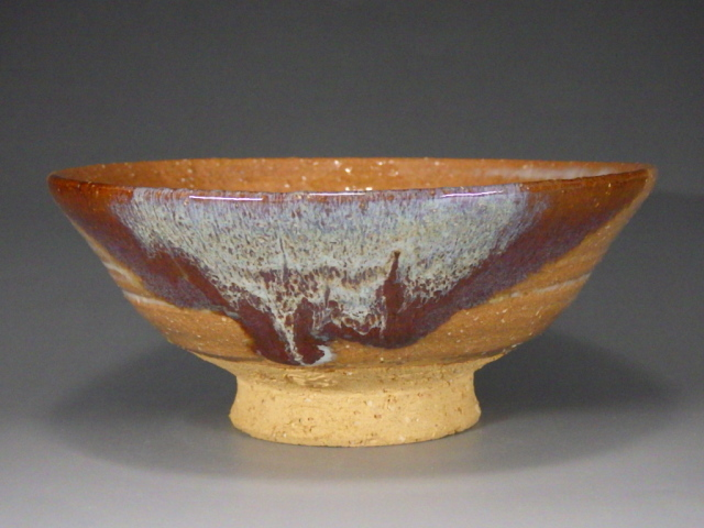 天神窯(静岡窯変抹茶茶碗)