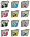 エプソンIC6CL50◆高品質互換インク・国内メーカー品◆お好み12本セット【送料無料】