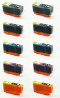 キヤノン BCI-325 326 互換●安心サポート付 10本お好みセット 【送料無料】
