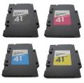 リコーGC41 ◆高品質互換 インクカートリッジ顔料 4色セット 送料無料 IPSiO SG 2100 2010L 3100 3100KE 7100 国内メーカー製