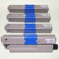 沖電気 OKI TC-C4A2 リサイクルトナー 4色お好みセット TC-C4AK2 C4AC2 C4AM2 C4AY2 C332dnw用 MC363dnw用 送料無料
