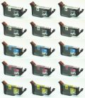 キャノンBCI-325 326 高品質◆リサイクルインク15本セット【送料無料】