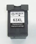 安心一年代替補償 hp 63XL 増量 リサイクル 黒 インク残量表示 ENVY 4520 OfficeJet 4650 5220