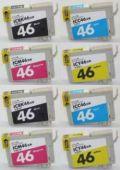 エプソンIC46<高品質互換インク>色が選べるお好み8本セット【送料無料】