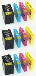エプソンIC4CL76★スーパー低価格大容量互換インク・代替補償付★12個セット【送料無料】