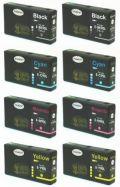 エプソンIC90 L大容量 顔料●互換インク 安心サポート付●お好み8本セット【送料無料】