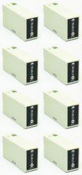 エプソンICTM70B-S 黒●互換インク 安心サポート付●8本セットGP-700・GP-710用【送料無料】