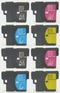 ブラザーLC11-4PK●互換インク 安心サポート付●お好み8本セット【送料無料】