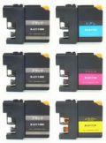 ブラザーLC113-4PK▲激安互換インク▲ICチップなし▲お好み6個セット C-J4510N・DCP-J4210N用