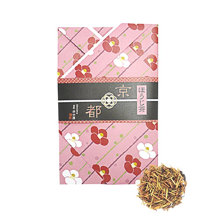 【メール便送料込】宇治ほうじ茶 KIH-4(40g) 着物シリーズ