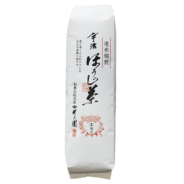 宇治浅火炒りほうじ茶