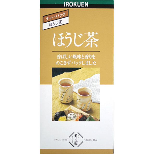 ほうじ茶ティーバッグ PH(4g×20P)