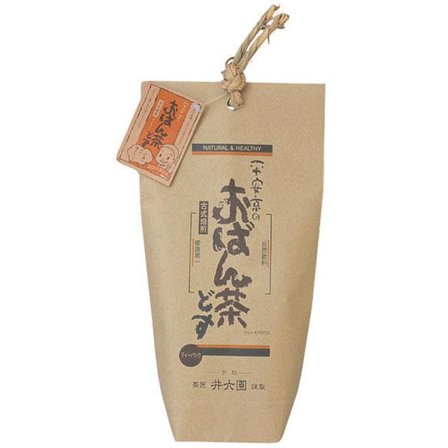 平安京のおばん茶どす (ティーバッグ 5g×30P) HE-10