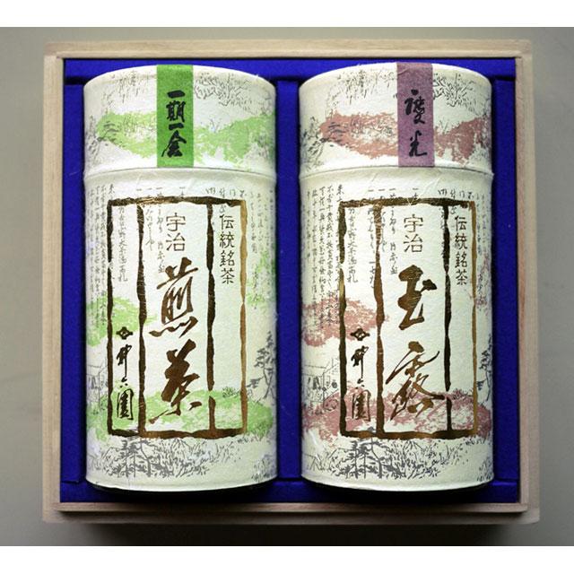 【お歳暮ギフト期間限定:送料無料!】IRK-100 玉露 (慶光/150g) 煎茶 (一期一会/150g)