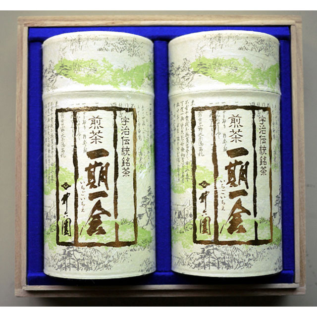 VMN-100 煎茶 (一期一会/150g×2)