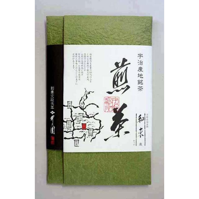 煎茶 (和束/100g)
