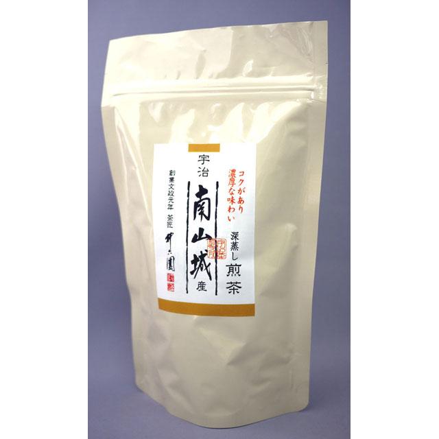 【お徳用(ご自宅用)】深蒸し煎茶(南山城/150g)