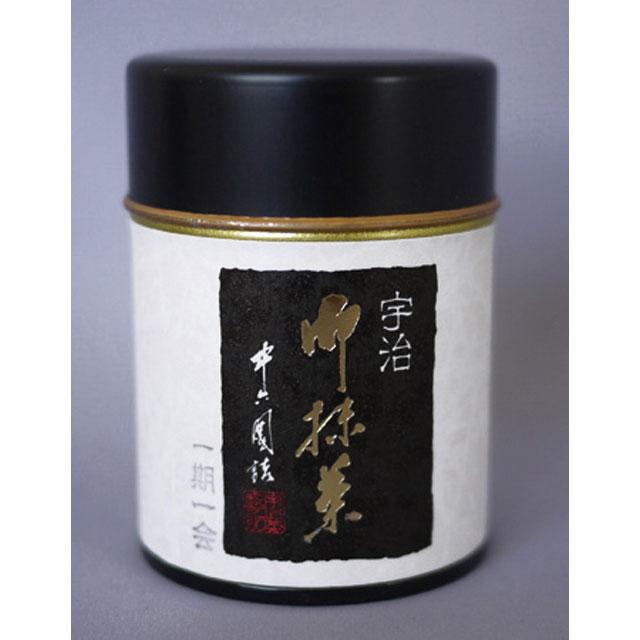 抹茶 (一期一会 濃茶/30g)