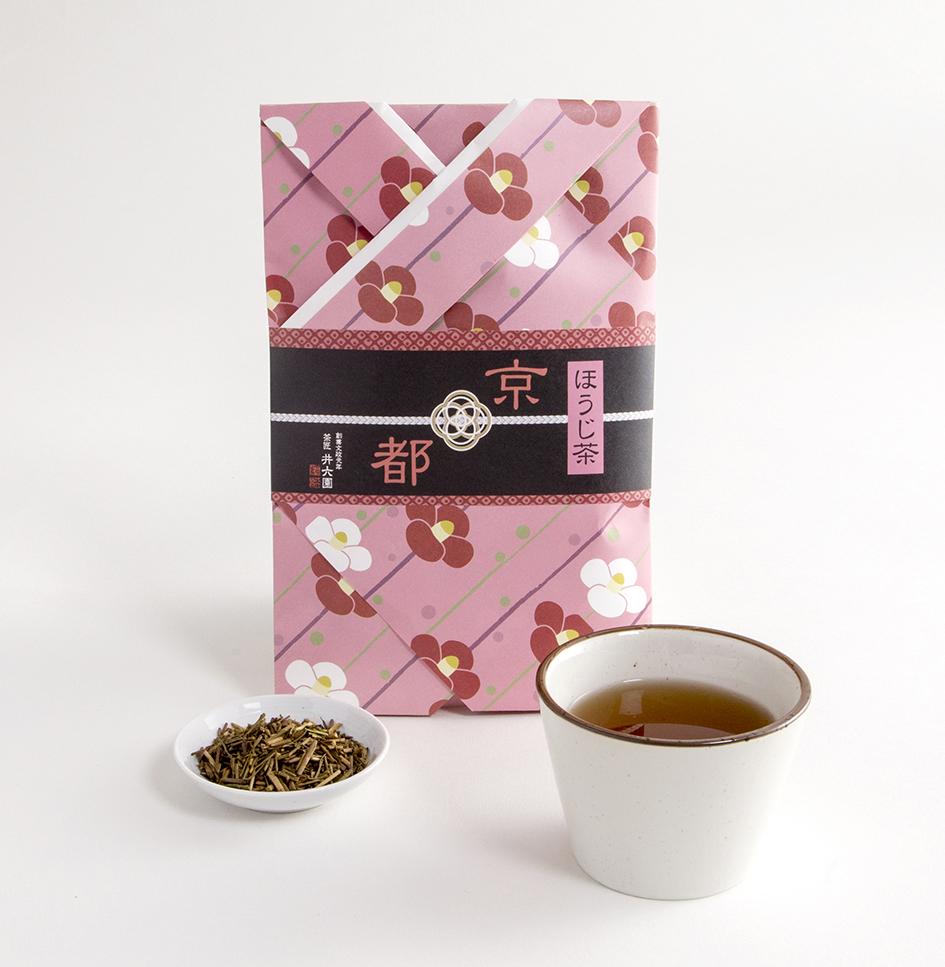 宇治ほうじ茶 KIH-4(40g) 着物シリーズ