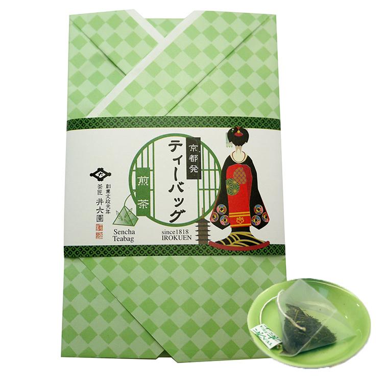 ティーバッグ煎茶(3g×3P)