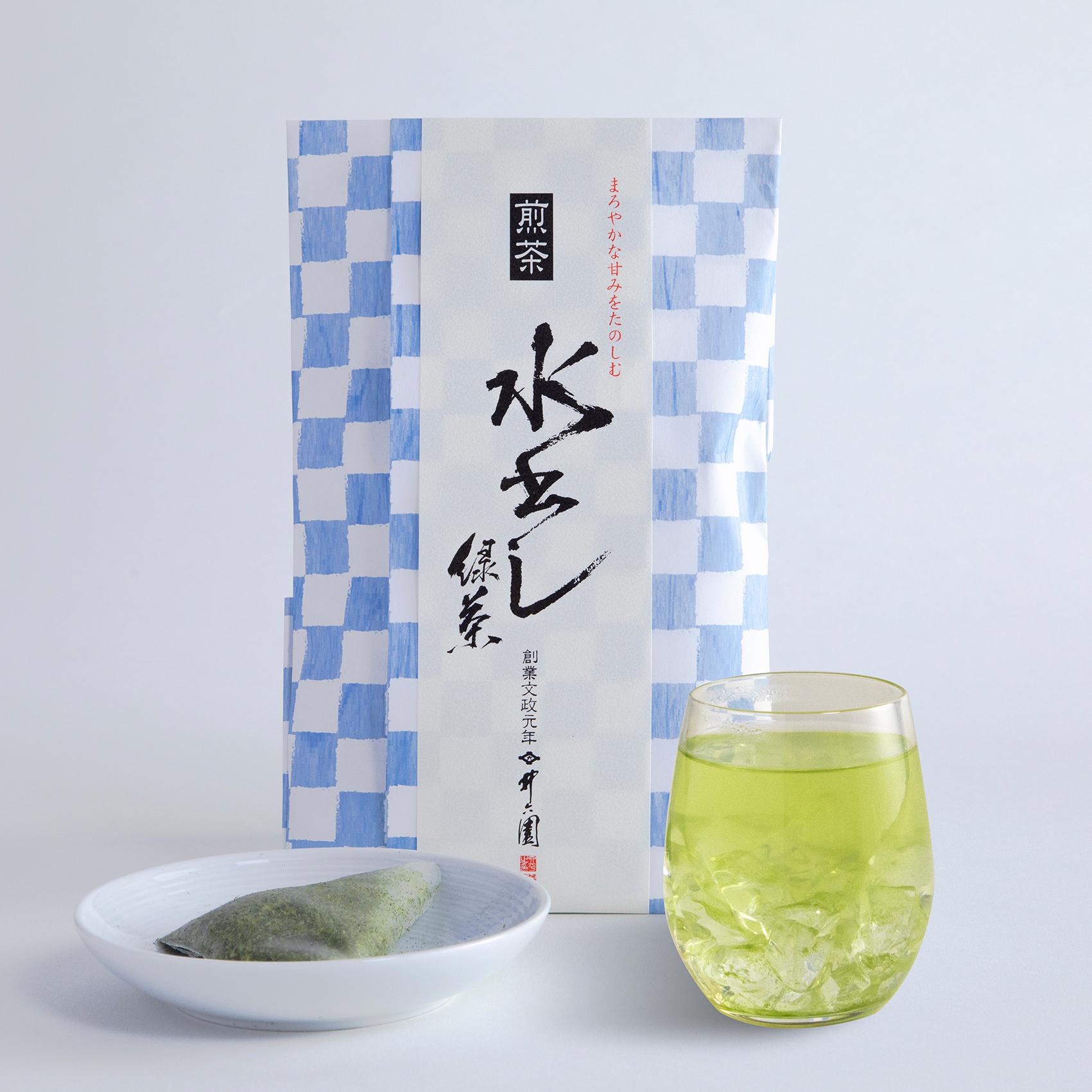 水出し煎茶(10g×10パック)ATS-10