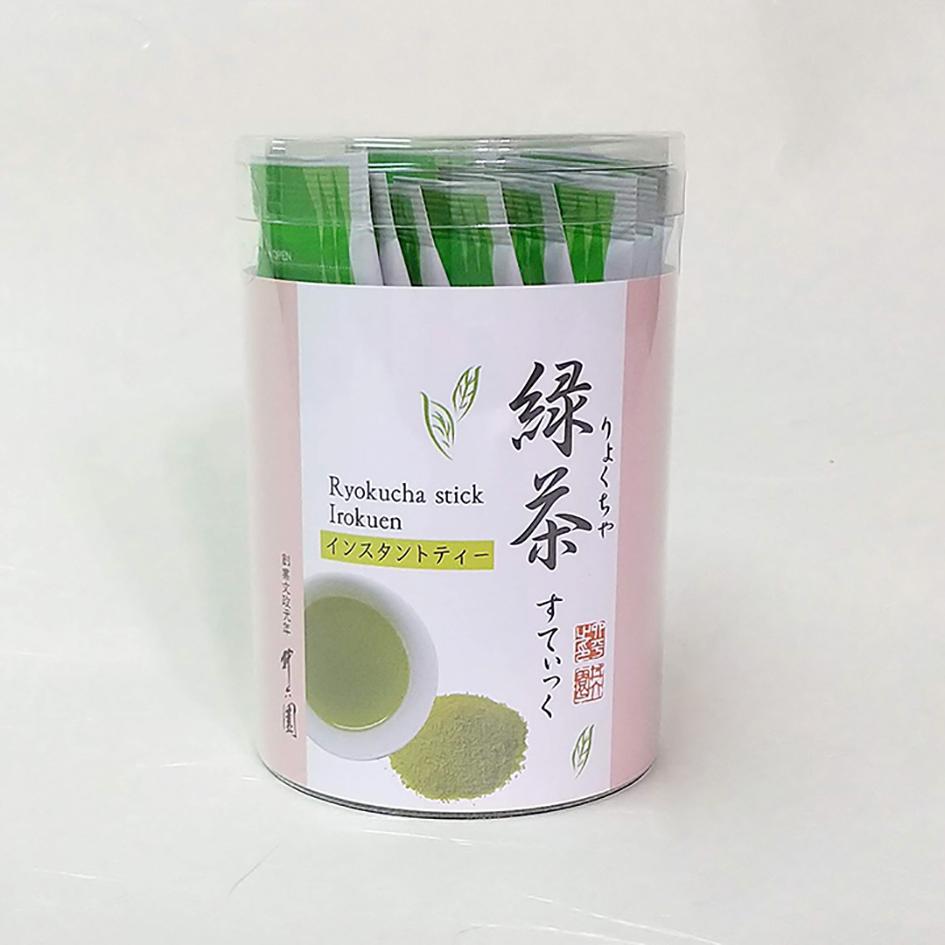 緑茶スティック (インスタント緑茶) (0.7g×15本)