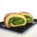 宇治抹茶ロールケーキ(ロングサイズ16cm)