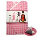【メール便送料無料】ティーバッグほうじ茶(2.5g×3P) 着物シリーズ