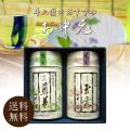 【井六園のお中元・お得セット】 玉露 (鳳光/80g) 煎茶 (慶光/80g)TKN-30