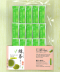 緑茶スティック(粉末茶)(0.7g×15本)