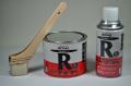 ローバル1kg刷毛塗タイプ&ローバルスプレー300ml&50ミリ刷毛1本のセット
