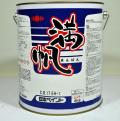 【漁船の船底防汚にすぐれもの登場!】 日本ペイントマリン 「満帆(まんぱん)」 レッド 4kg