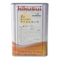 【弱溶剤形NADアクリル樹脂塗料】K's スーパーファインエース ホワイト 《16kg》  つや消し 菊水化学工業株式会社 kikusui