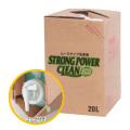 【取り寄せ/送料無料】 ストロングパワークリーンエコ  スプレーガン付き 《20L バッグインボックス》  鈴木油脂工業株式会社 (S-2620)
