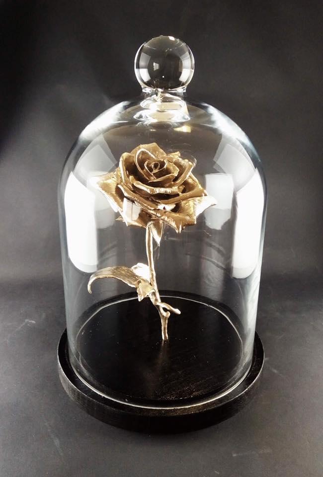 薔薇 バラ 世界に一つだけ 福山ブランド オブジェ