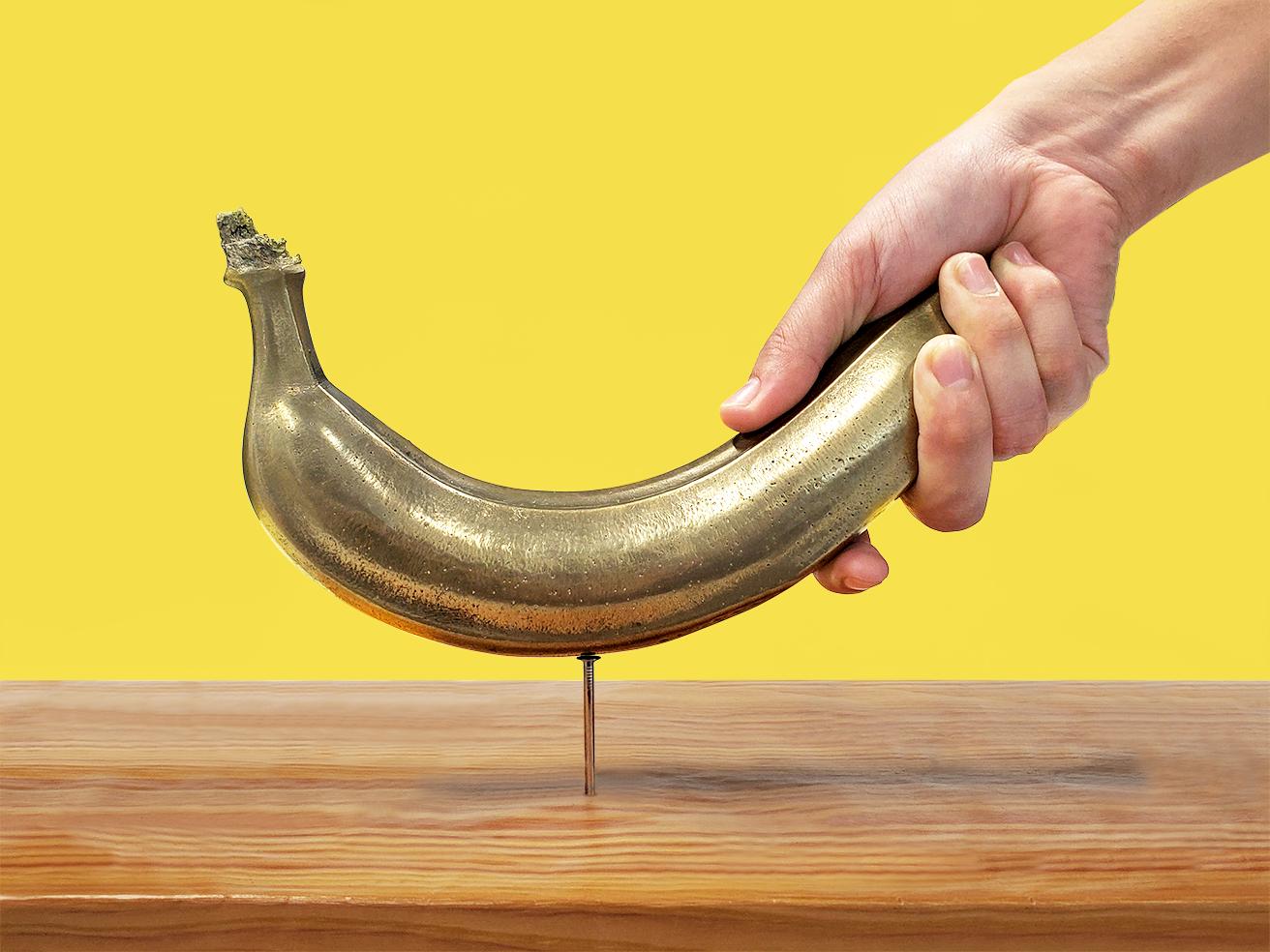 バナナハンマーDX