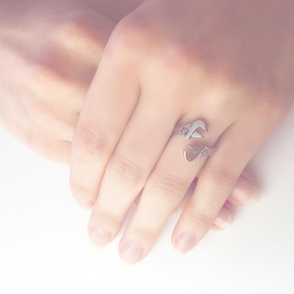 アクセサリー 工具 リング 指輪 プレゼント