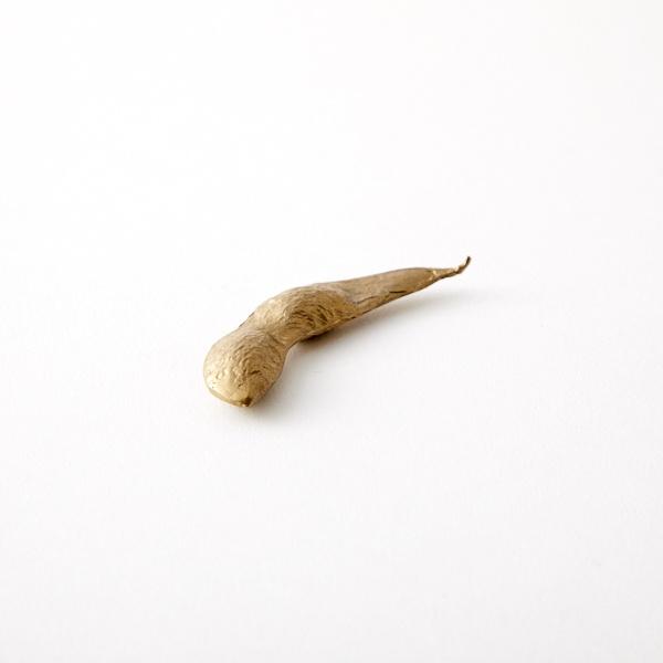 枝豆 リアルオブジェ オブジェ キャステム 箸置き リアル