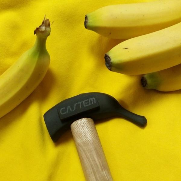 バナナハンマー リアル ハンマー バナナ キャステム