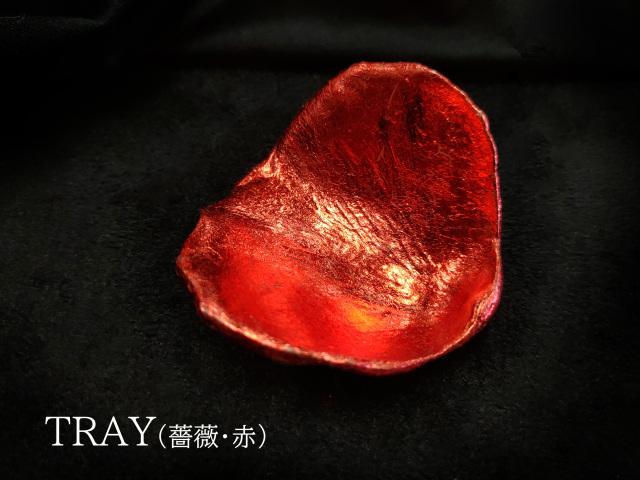 トレイ薔薇