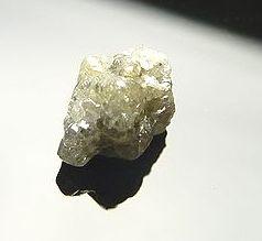 天然ダイヤモンド原石 ◆ 1.337ct ◆